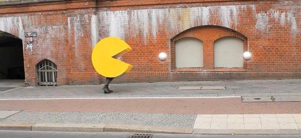 Urban Pacman : Une version IRL de Pacman dans la rue