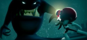 Danger Planet : Un court-métrage d'animation avec un petit robot courageux