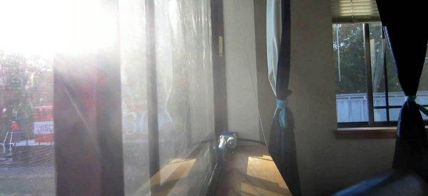 DIY : Une fenêtre qui se ferme automatiquement lors du passage d'un train
