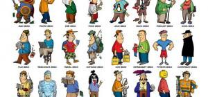 56 types de geeks représentés en une seule image