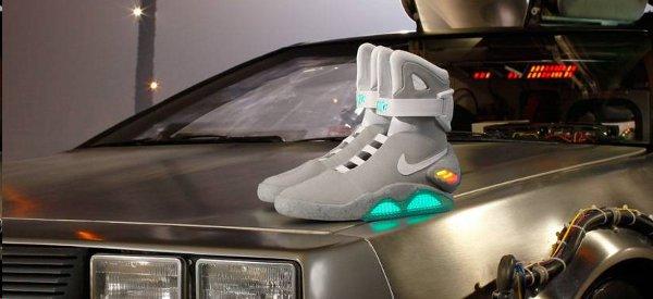 Les Nike Air Mag de Retour vers le Futur 2 sont enfin dévoilées officiellement