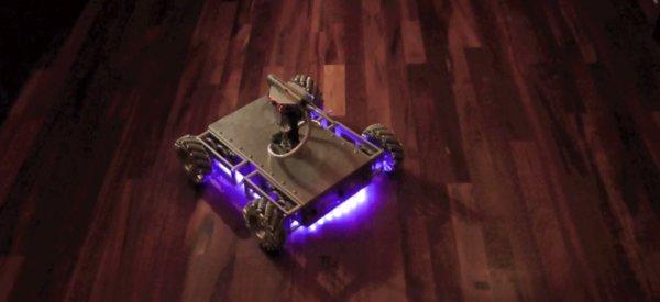 Mechatron : Un robot Tank à base d'Arduino vraiment performant.