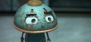 Origines : Un film d'animation avec un robot à la recherche de ses origines