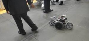 Innovation : Un robot porteur personnel à faible coût
