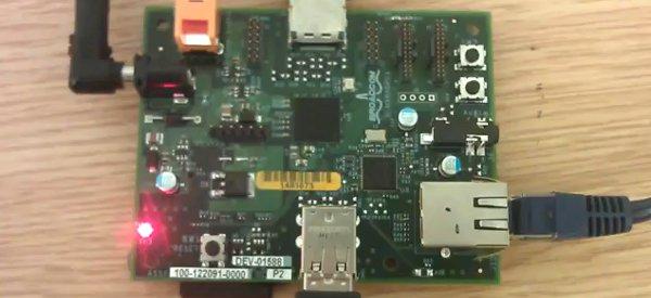 Vidéo : Une démo du Raspberry Pi avec la lecture de film HD