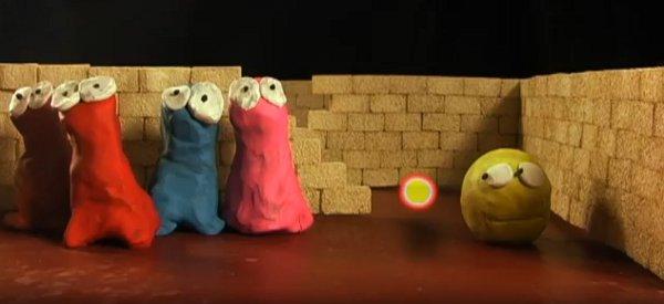 A Pacapella song, la comédie musicale de PacMan