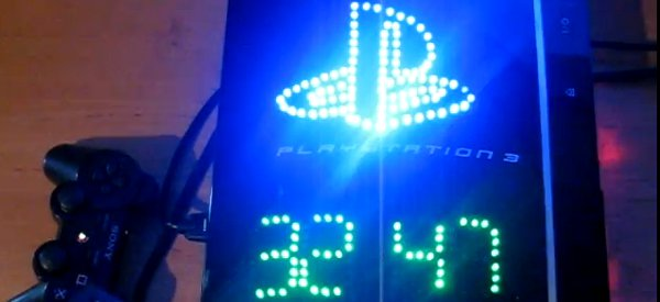 DIY : Modification d'une PS3 avec un Arduino pour afficher la température et contrôler le ventilateur