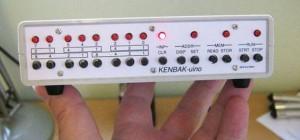 KENBAK-UINO : Une réplique du premier ordinateur personnel à base d'Arduino