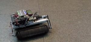 Omni-Ball, un nouvel organe de déplacement pour les robots