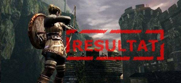Résultat du concours Dark Souls pour PS3 ou XBox360, le gagnant est…