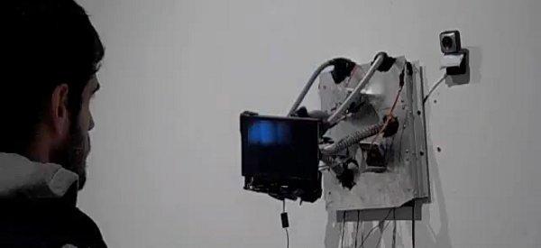 T.I.M. : L'écran interactif et agressif qui suit vos mouvements