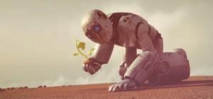 Tabula Rasa : Un court-métrage d'animation avec un robot qui prolonge la vie