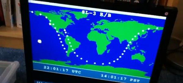 ANGST : Un système à base d'Arduino pour suivre les satellites