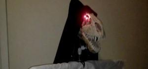 L'Arduilloween : Un monstre d'Halloween réalisé avec un Arduino