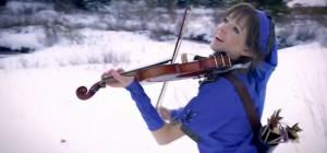 Clip : Un medley musical de la Légende de Zelda joué au violon