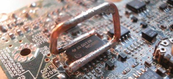 DIY : Comment dessouder un circuit intégré monté en surface