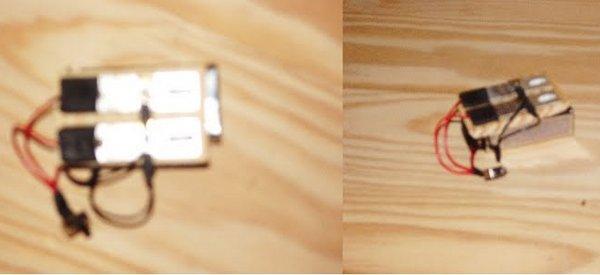 DIY : Fabriquer une mini-chaufferette 9V