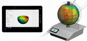 Gyroscanfield : Un outils pour visualiser et mesurer le rayonnement électromagnétique