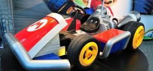 IRL : Une reproduction à échelle humaine des voitures de Mario Kart