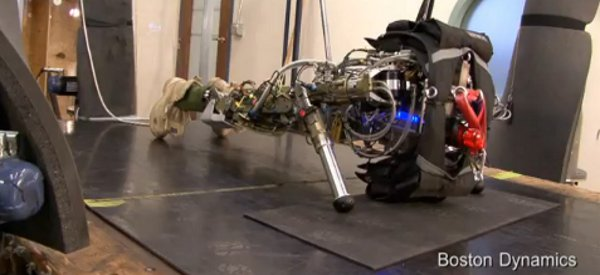 PetMan : Le robot anthropomorphe de Boston Dynamics