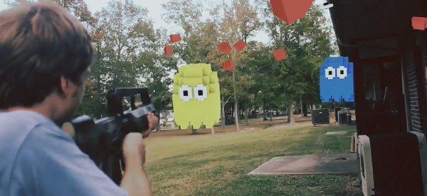 Retro Warefare : Le combat d'un humain contre les pixels dans un jeu vidéo