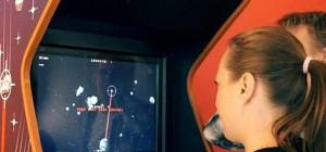 Tobii EyeAsteroids : Le premier jeu d'Arcade contrôlé par les yeux