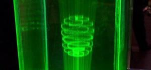 True 3D : Un réel système de restitution 3D holographique