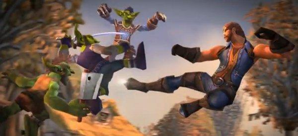 Vidéo : Quand Chuck Norris fait la publicité pour World of Warcraft