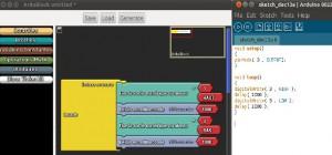 Arduino : Présentation et traduction en Français de ArduBlock.