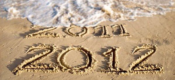 Bonne année 2012 et bilan du mois de Décembre 2011