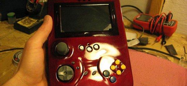 Case Mod : Une Nintendo 64 portable avec un look de Gameboy