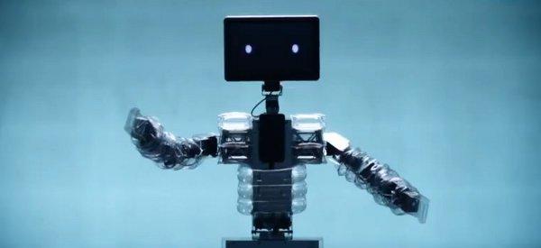 Galaxy X'Mas Hugs : Une campagne de pub Robotique de Samsung pour Noël