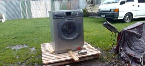 Diy : comment démonter une machine à laver avec un Variac