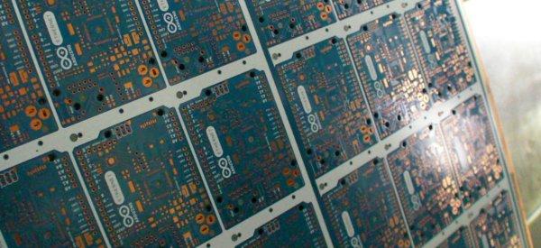 Electronique : Visite de l'usine de fabrication de l'Arduino