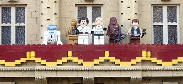 L'invasion de Londres par les LEGO Star Wars