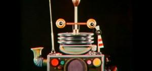 Les robots, c'était mieux avant… en 1963