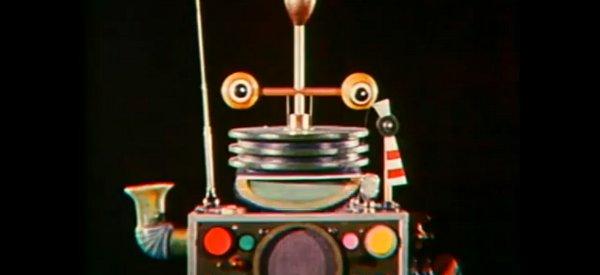 Les robots, c'était mieux avant... en 1963