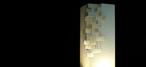Luminch One : Une lampe interactive pilotée par les mouvements de la main