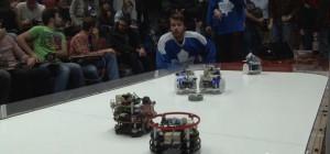 Robockey : Les tournois de hockey avec des robots de l'université UPenn