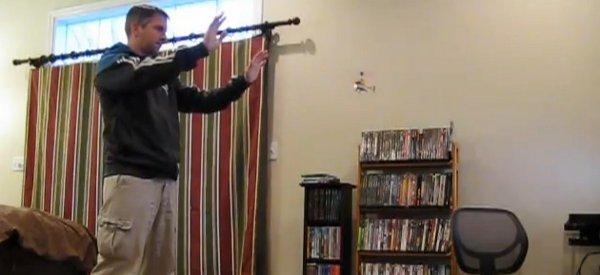 DIY : Piloter un hélicoptère miniature à l'aide d'un Kinect et d'un Arduino UNO