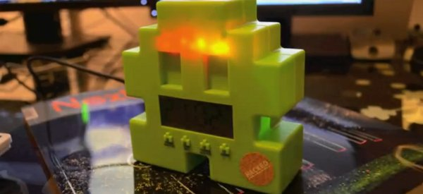DIY : Un Space Invaders qui vous signale les notifications de Gmail