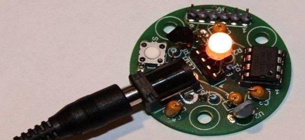 DIY : Une bougie électronique qui vous indique la température ambiante