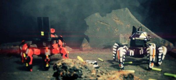Le robot sans nom : Le plus grand jouet de l'univers...