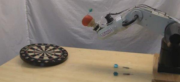 L'Universal Jamming Gripper peut lancer des objets