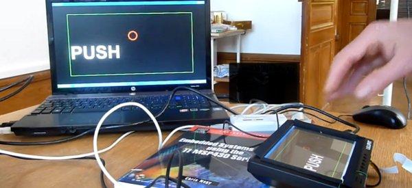 NEMOPSYS : Un écran à reconnaissance de mouvement 3D