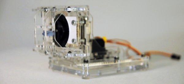 Piccolo : Un mini robot CNC 3 axes contrôlé par Arduino