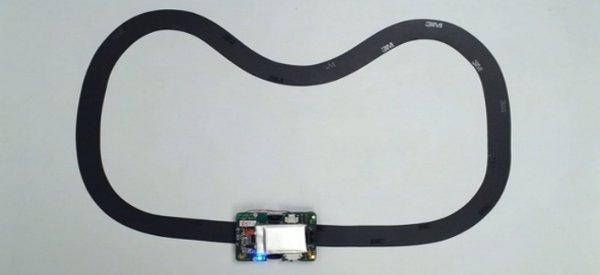 PocketBot 2 : La deuxième version du robot de la taille d'une boite d'allumettes.