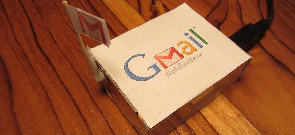Tuto : Comment fabriquer un notificateur de mails avec un Arduino