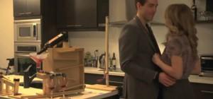 Vidéo : Une machine de Rube Goldberg pour une Saint Valentin bien geek