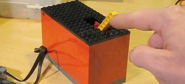 La machine la plus inutile du monde en version LEGO